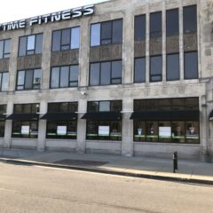 Anytime Fitness in Market Square Building