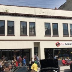 Downtown Retail Exterior